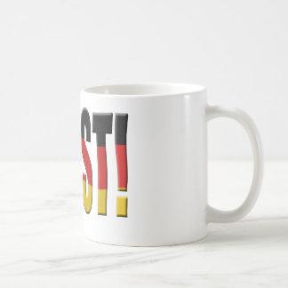 Prost German flag Coffee Mugs