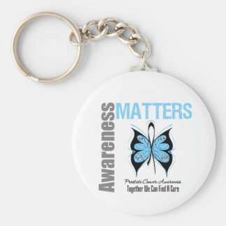 Prostate Cancer Awareness Matters Key Chains