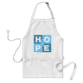Prostate Cancer HOPE Cube Aprons