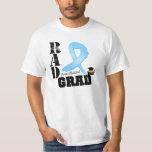 Prostate Cancer Radiation Therapy RAD Grad Tshirt