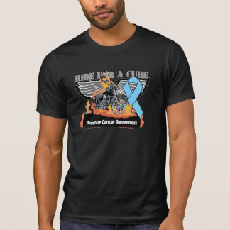 Prostate Cancer Ride For a Cure Tshirts