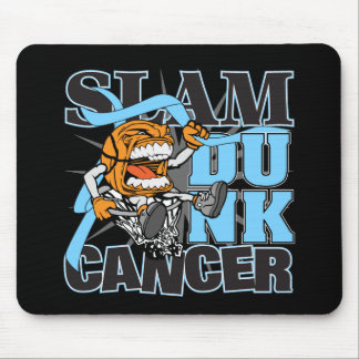 Prostate Cancer - Slam Dunk Cancer Mouse Pad