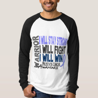Prostate Cancer Warrior T Shirts