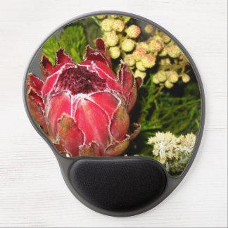 Protea Bouquet Gel Mousepad Gel Mouse Mat
