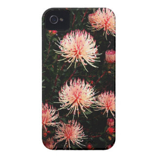 Protea Flowers Blackberry Case