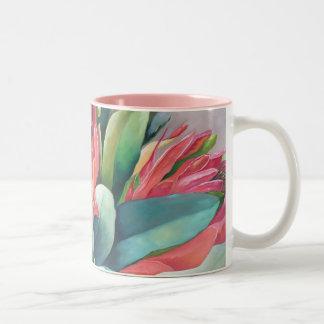 Protea Two-Tone Mug