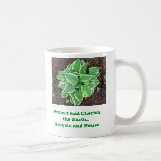 Protect and Cherish the Earth Mugs