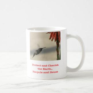 Protect and Cherish the Earth Coffee Mug