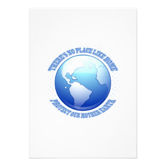 Protect Mother Earth Card