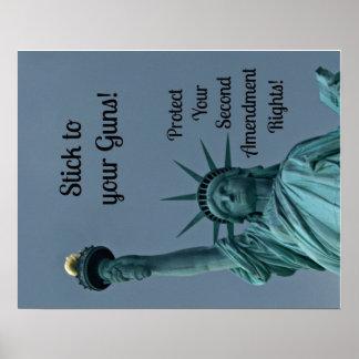 Protect Second Amendment Rights Print