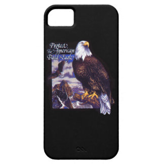 Protect The American Bald Eagle iPhone 5/5S Cover