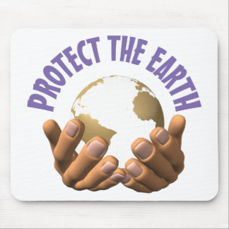 Protect the Earth 2 Mouse Mat