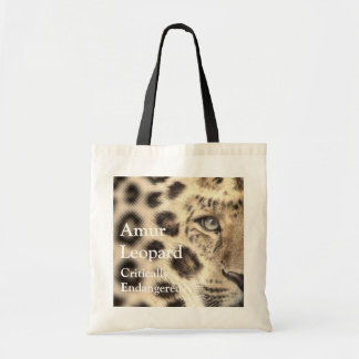 Protect The Tigers Canvas Bags2 Budget Tote Bag