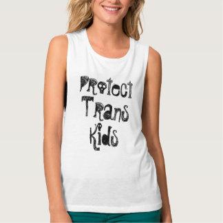 Protect Trans Kids Tank Top
