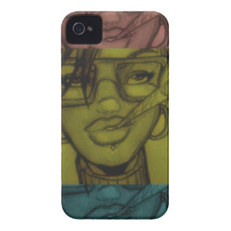 Protect Ya Neck iPhone 4 Case-Mate Case