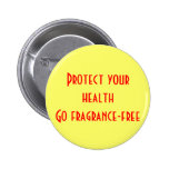 Protect your health: Go fragrance-free Button