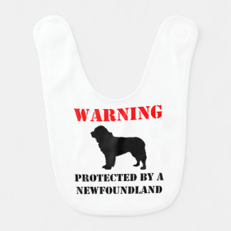 Protected By A Newfoundland Bib