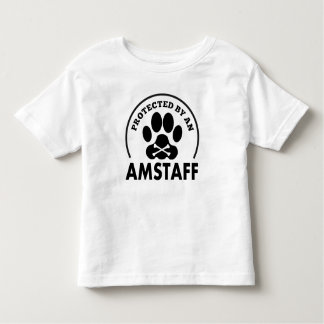 Protected By An AmStaff Tshirts