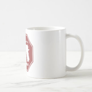 Protected By The Second Amendment (Red).png Mugs