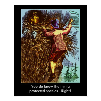 Protected Species... Print