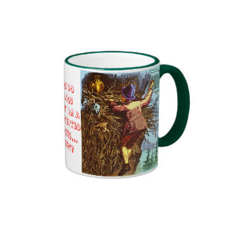 Protected Species... Ringer Mug