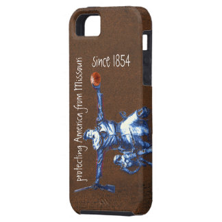 Protecting America From Missouri Since 1854 iPhone 5 Case