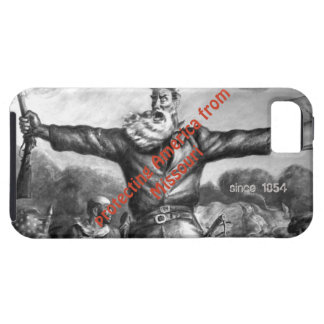 Protecting America From Missouri Since 1854 iPhone iPhone 5 Case