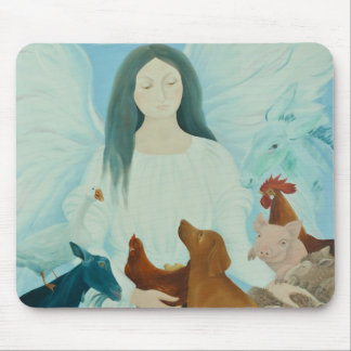Protecting Angel 2012 Mouse Mat