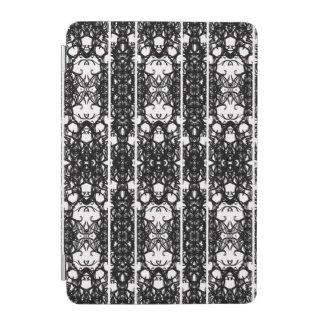 protection black white iPad mini cover