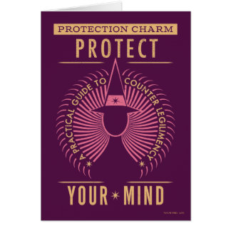 Protection Charm Guidebook Card