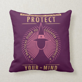 Protection Charm Guidebook Cushion