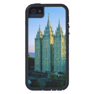 Protective Phone Temple Salt Lake City Tough Xtreme iPhone 5 Case