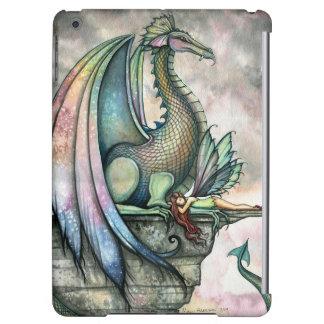 Protector Dragon Fairy Fantasy Art