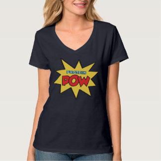 Protein Pow T (Women) T-Shirt