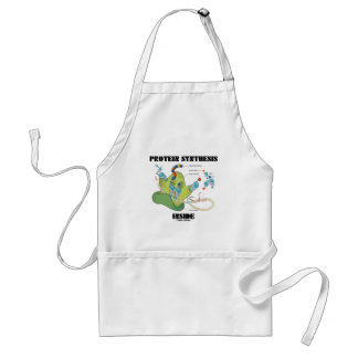 Protein Synthesis Inside (Cell Biology) Standard Apron