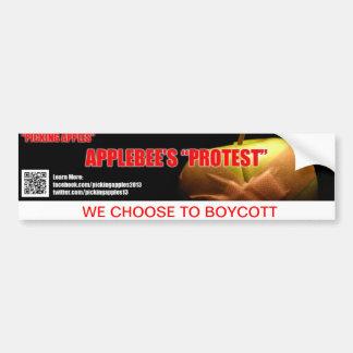Protest Bumper Sticker Series One