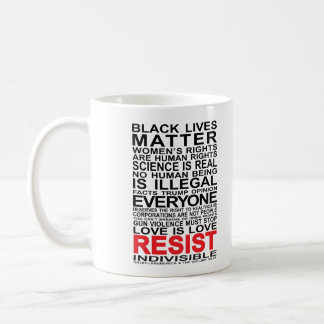 Protest Mug