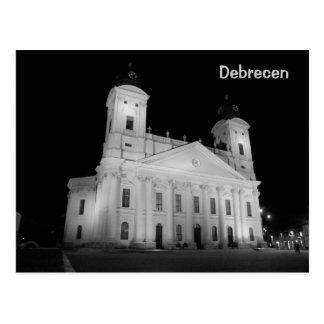 Protestant Church Postcard