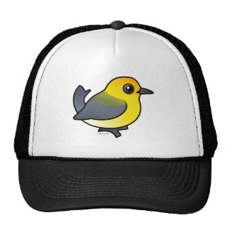 Prothonotary Warbler Cap