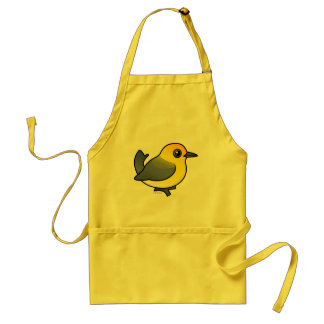 Prothonotary Warbler Standard Apron