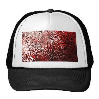 Protoplasm abstract digital design cap