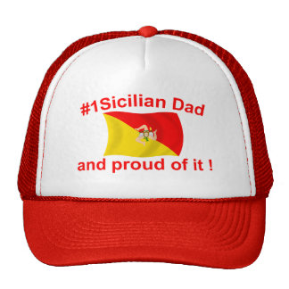 Proud #1 Sicilian Dad Cap