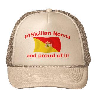 Proud #1 Sicilian Nonna Hats