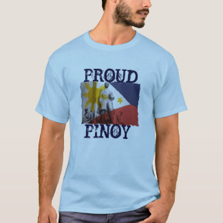 PROUD 2 BE PINOY T-Shirt