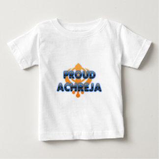 Proud Achreja, Achreja pride Baby T-Shirt
