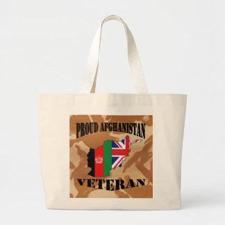 Proud Afghanistan veteran ...... British Soldier Bag