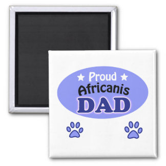 Proud Africanis dad