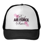 Proud Air Force Sister Hats