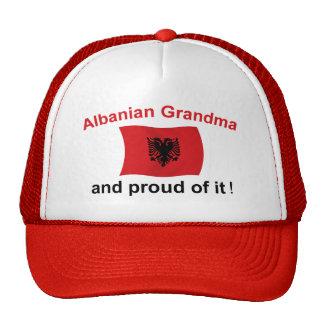Proud Albanian Grandma 2 Trucker Hat