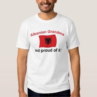 Proud Albanian Grandma 2 T Shirts